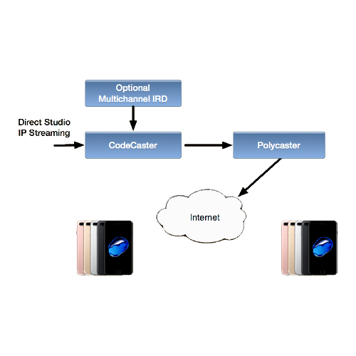 OTT Solutions and Apps – IGP