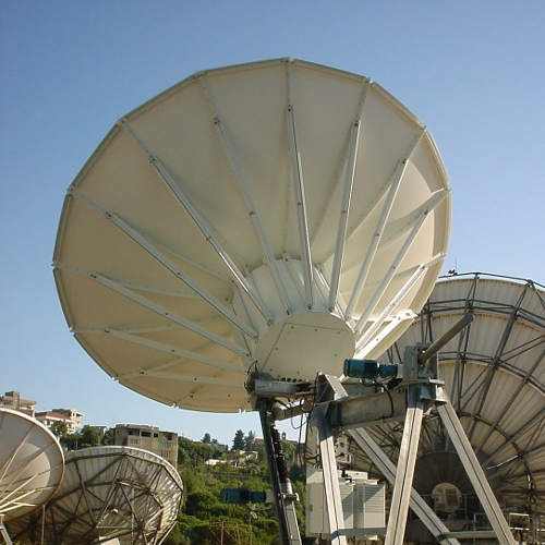 teleport satellite